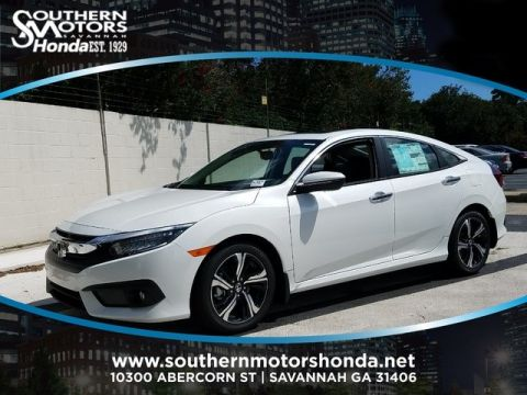New 2017 Honda Civic Touring With Navigation